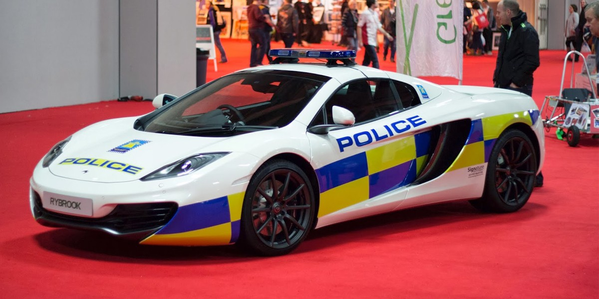 Police Vehicle Livery Bluelite Graphics